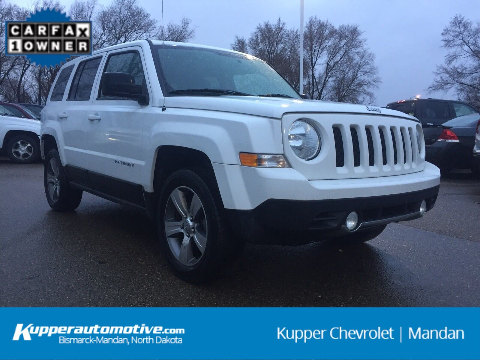 Pre Owned 2016 Jeep Patriot High Alude Edition